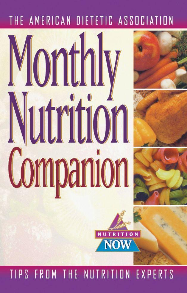 Monthly Nutrition Companion: 31 Days to a Healthier Lifestyle als Taschenbuch