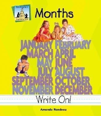Months als Buch