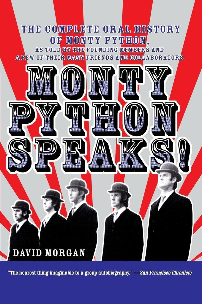 Monty Python Speaks! als Taschenbuch