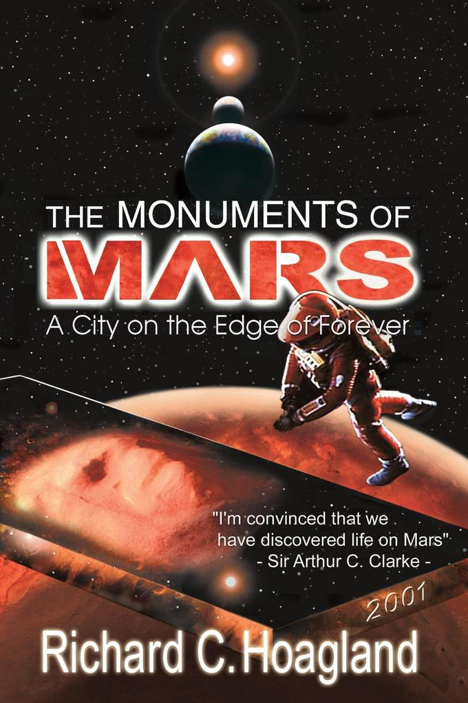The Monuments of Mars: A City on the Edge of Forever als Taschenbuch