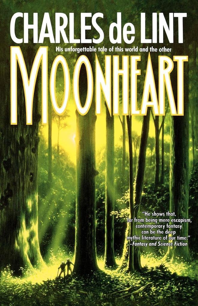 Moonheart als Taschenbuch