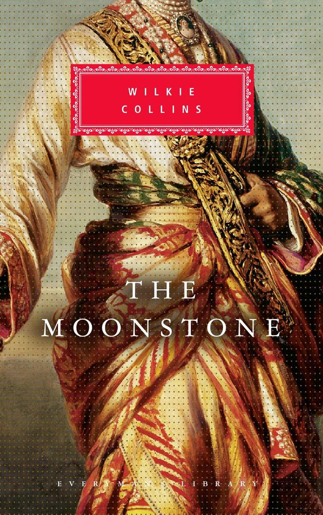 The Moonstone als Buch