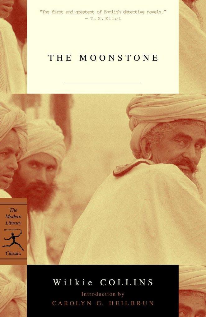 The Mod Lib Moonstone als Taschenbuch