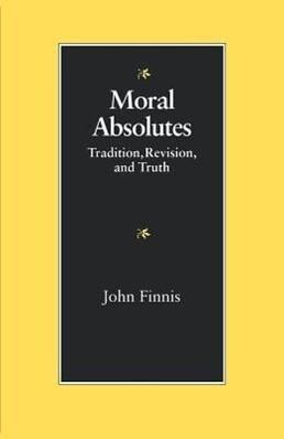 Moral Absolutes als Taschenbuch