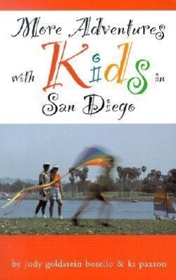 More Adventures with Kids in San Diego als Taschenbuch