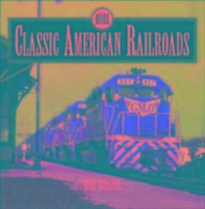 More Classic American Railroads als Buch
