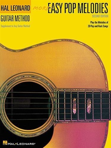 More Easy Pop Melodies: Correlates with Book 2 als Taschenbuch