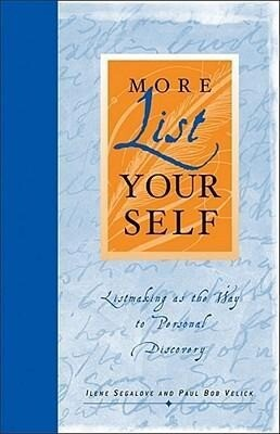 More List Your Self: Listmaking as the Way to Personal Discovery als Taschenbuch