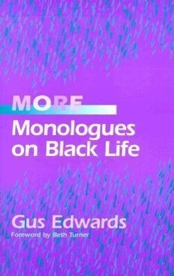 More Monologues on Black Life als Taschenbuch