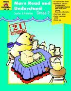 More Read & Understand, Grade 2 als Taschenbuch