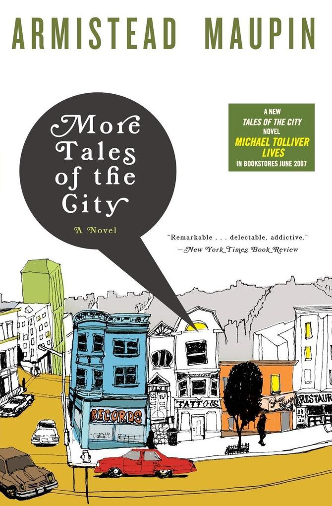 More Tales of the City als Taschenbuch