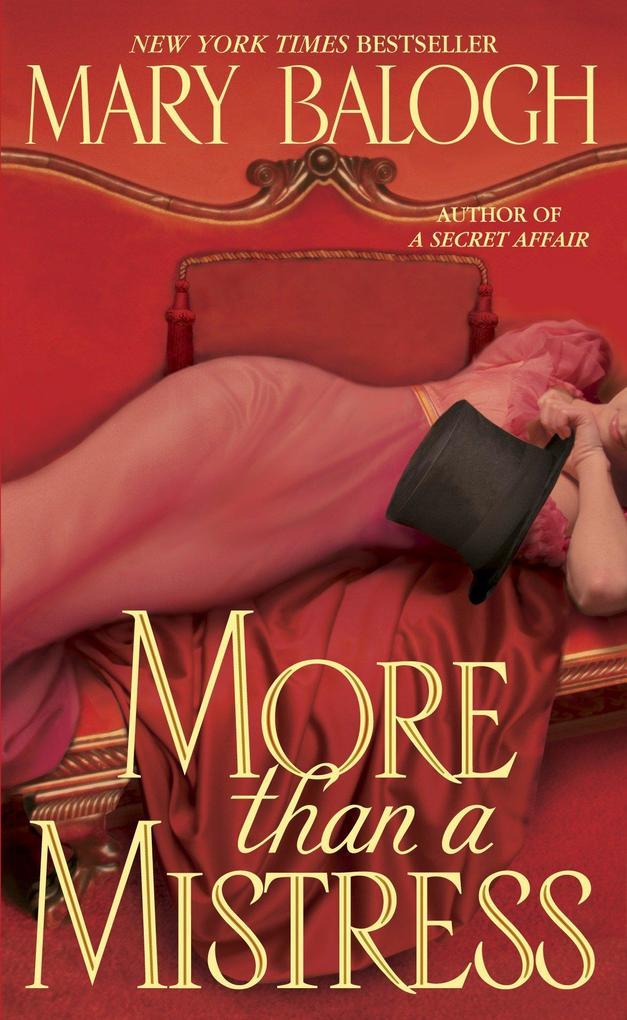 More Than a Mistress als Taschenbuch