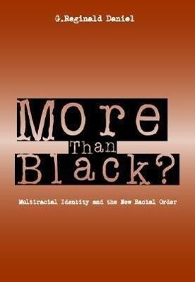 More Than Black als Taschenbuch