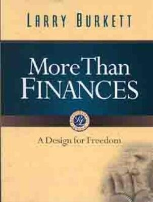 More Than Finances: A Design for Freedom als Taschenbuch