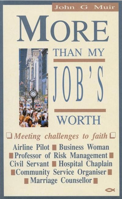 More Than My Jobs Worth als Taschenbuch