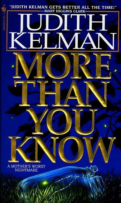 More Than You Know als Taschenbuch