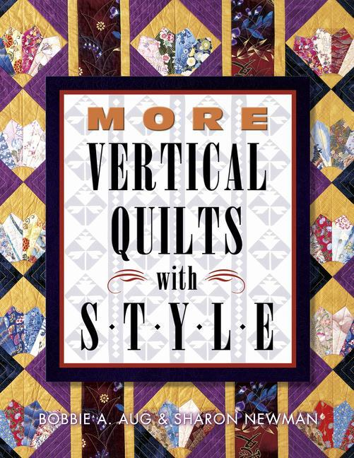 More Vertical Quilts with Style als Taschenbuch