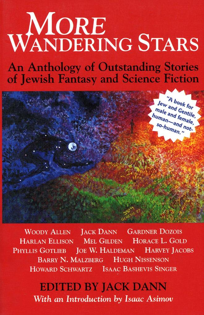 More Wandering Stars: An Anthology of Outstanding Stories of Jewish Fantasy and Science Fiction als Taschenbuch