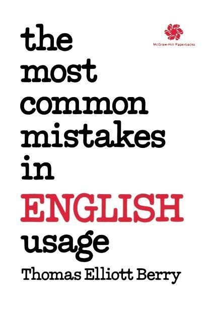 The Most Common Mistakes in English Usage als Taschenbuch