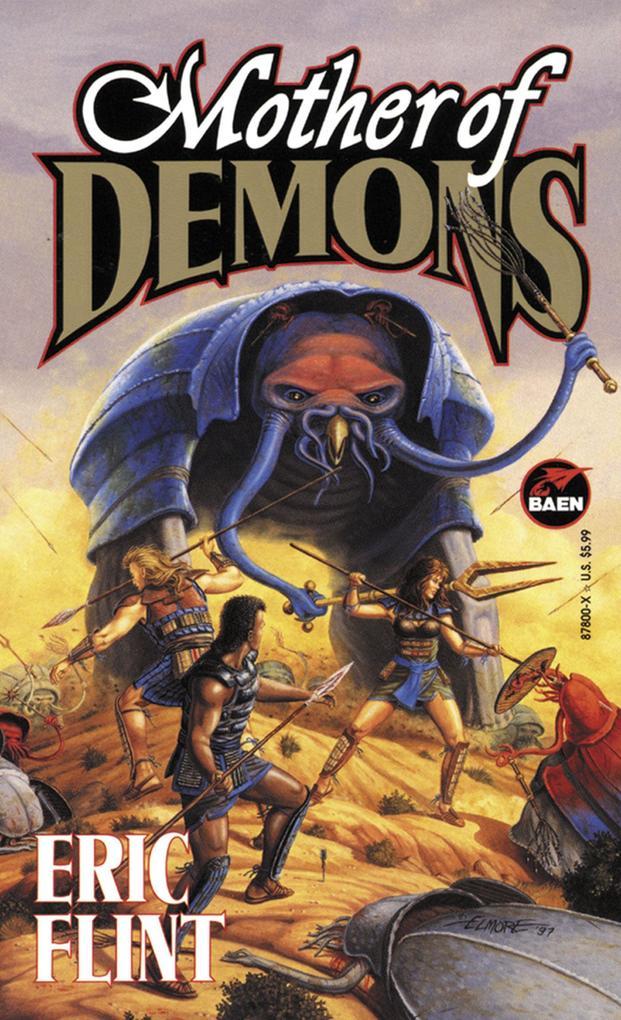 Mother of Demons als Taschenbuch
