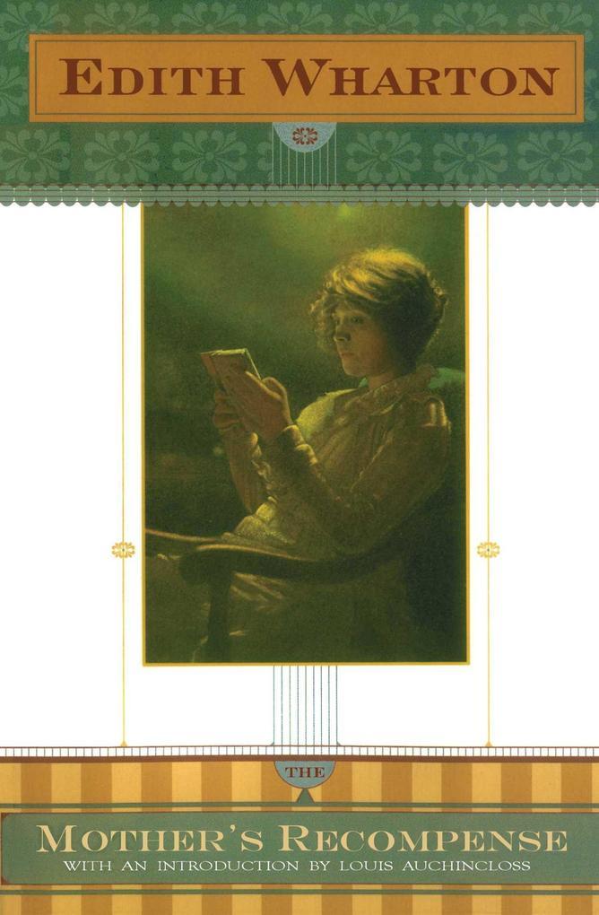 The Mother's Recompense als Taschenbuch