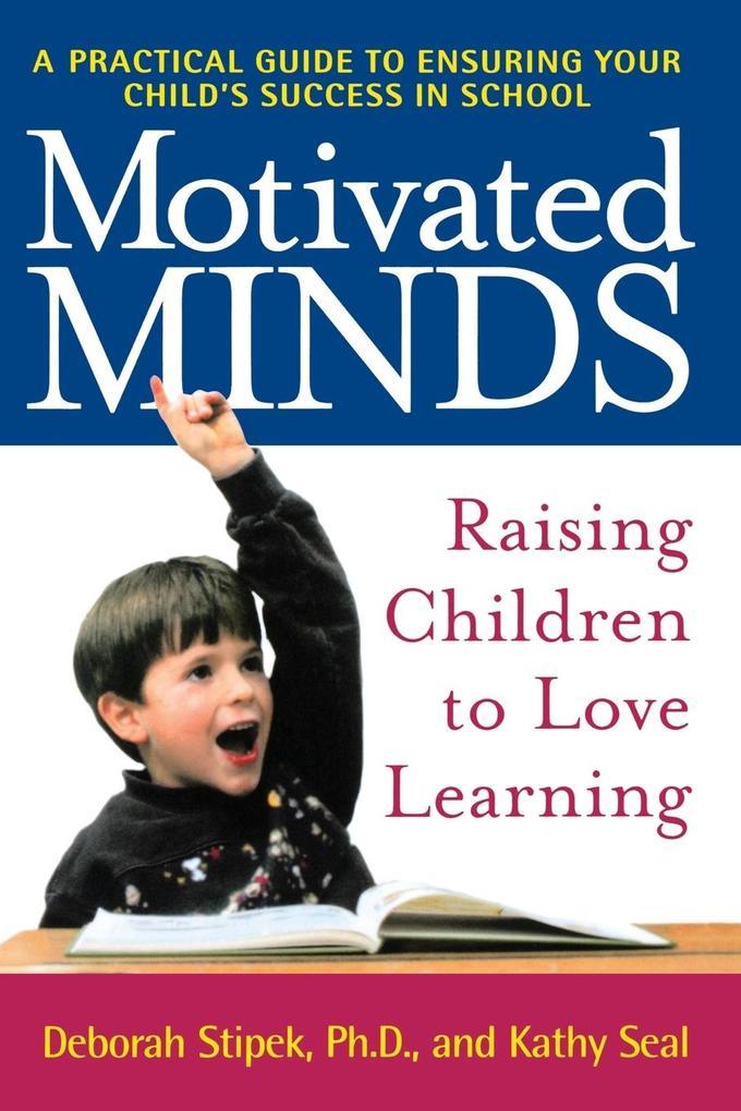 Motivated Minds als Taschenbuch