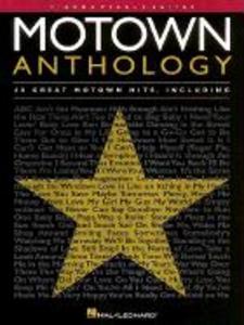 Motown Anthology als Taschenbuch