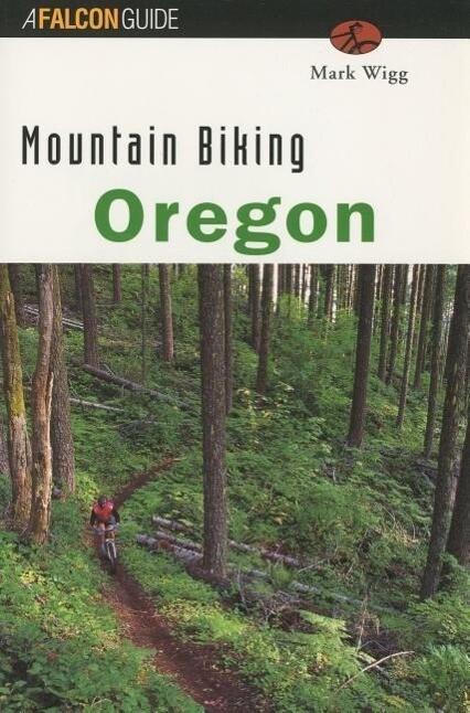 Mountain Biking Oregon als Taschenbuch