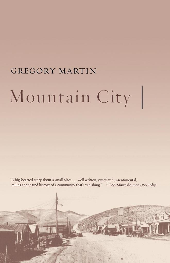 Mountain City als Taschenbuch