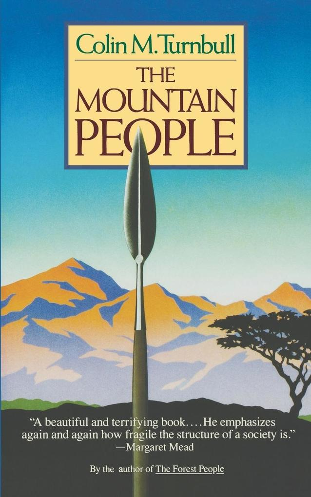 Mountain People als Buch