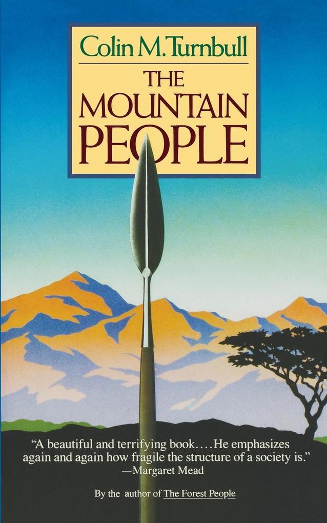 Mountain People als Taschenbuch