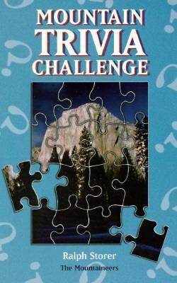 Mountain Trivia Challenge als Taschenbuch
