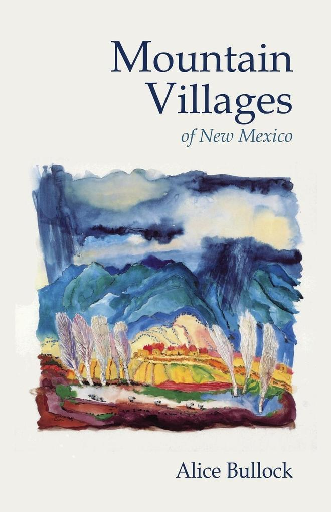 Mountain Villages of New Mexico als Taschenbuch