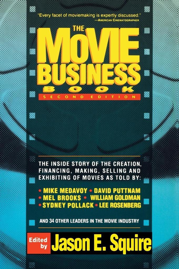 The Movie Business Book als Taschenbuch