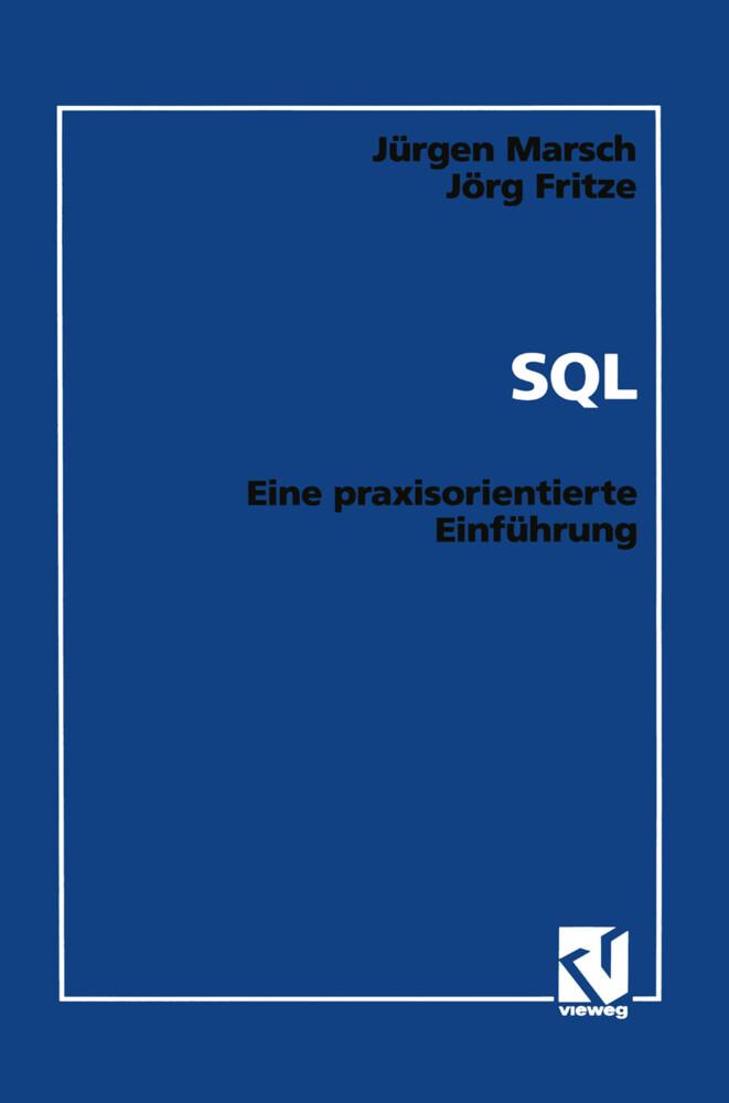 SQL als Buch