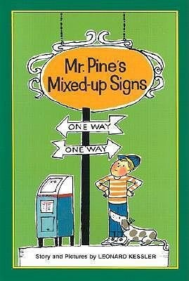 Mr. Pine's Mixed-Up Signs als Buch