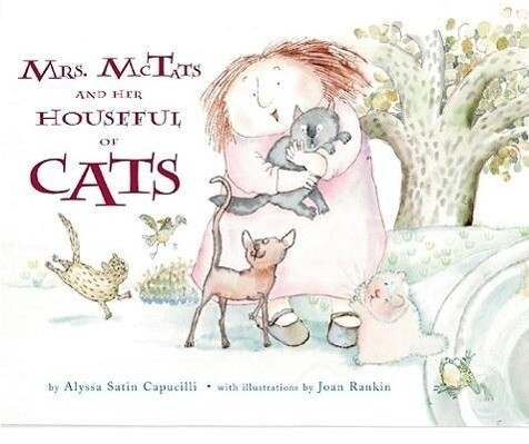 Mrs. McTats and Her Houseful of Cats als Buch