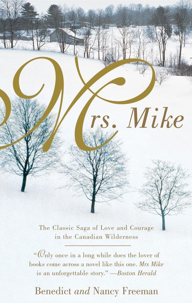 Mrs. Mike als Taschenbuch