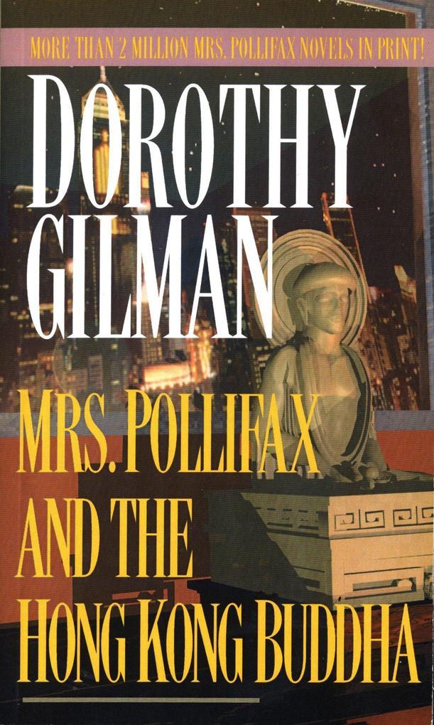 Mrs. Pollifax and the Hong Kong Buddha als Taschenbuch