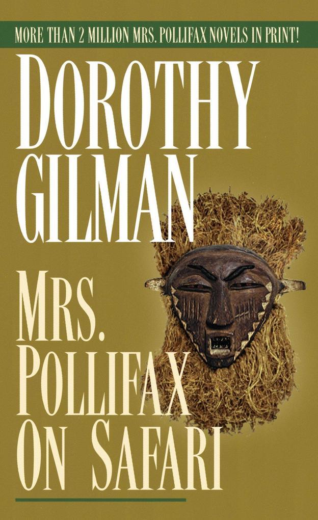 Mrs. Pollifax on Safari als Taschenbuch