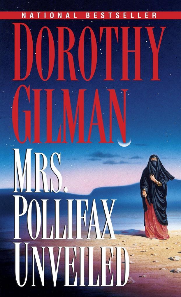 Mrs. Pollifax Unveiled als Taschenbuch