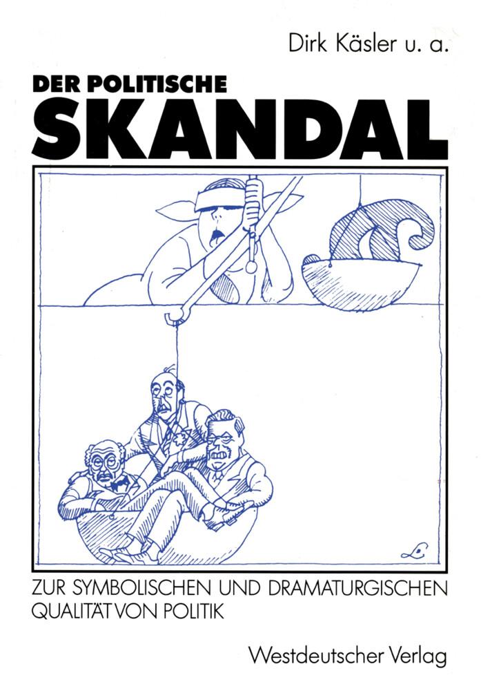 Der politische Skandal als Buch