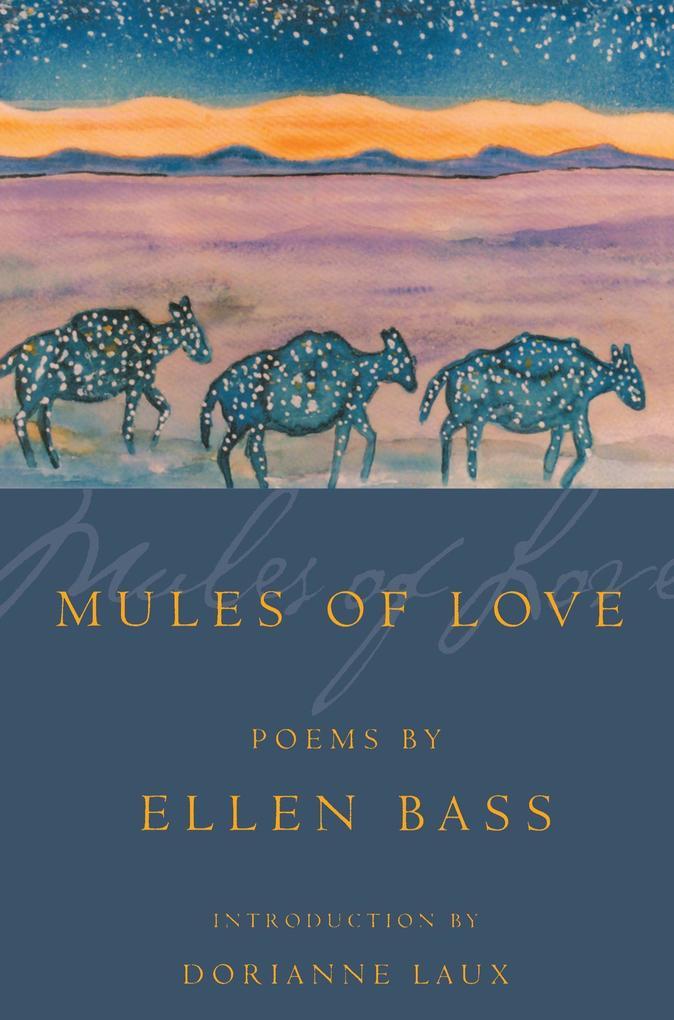 Mules of Love: Poems als Taschenbuch