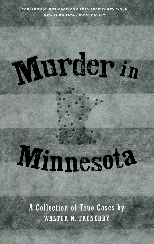 Murder in Minnesota als Taschenbuch