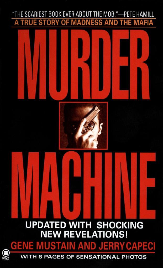 Murder Machine als Taschenbuch