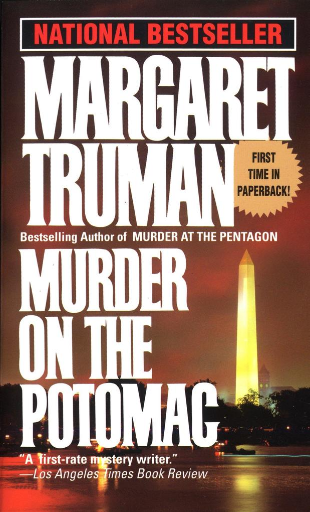 Murder on the Potomac als Taschenbuch