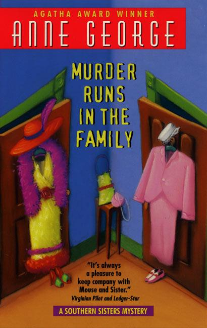 Murder Runs in the Family: A Southern Sisters Mystery als Taschenbuch