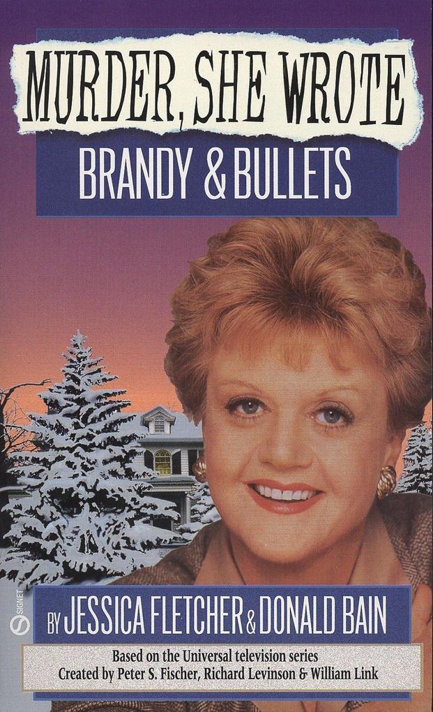 Brandy and Bullets als Taschenbuch