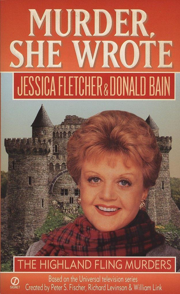 Highland Fling Murders als Taschenbuch