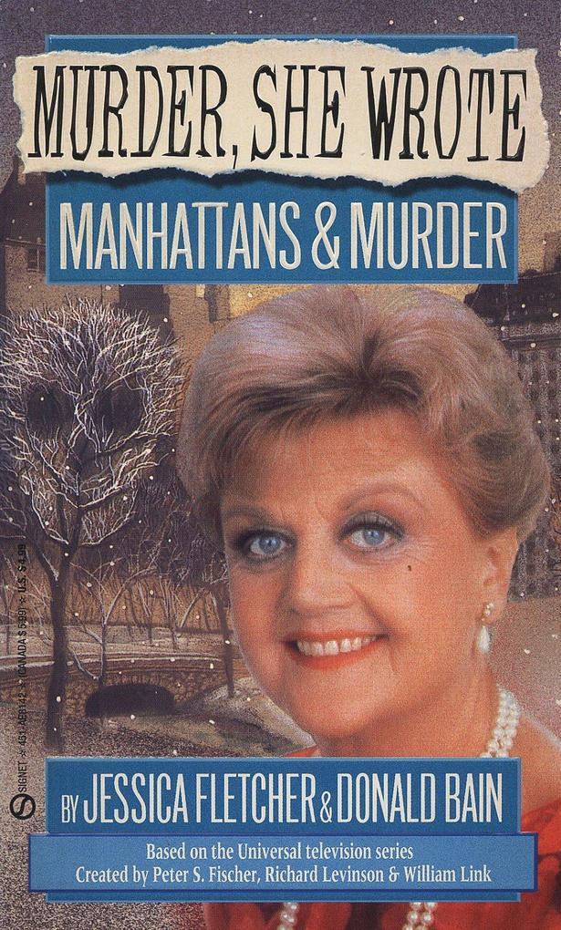 Manhattans and Murder als Taschenbuch